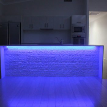 kitchen counter lighting